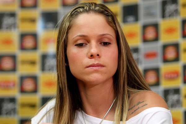 Most Beautiful Female Soccer Players Erika Cristiano Dos Santos 2 Manplate