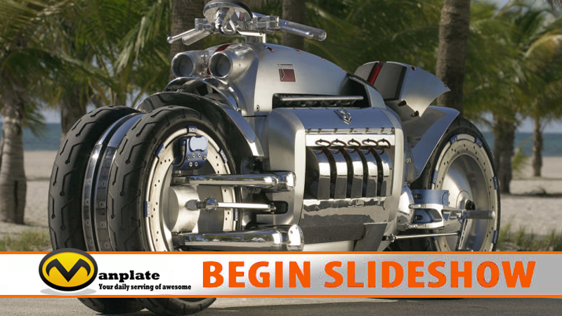 Slideshow-Motorcycles