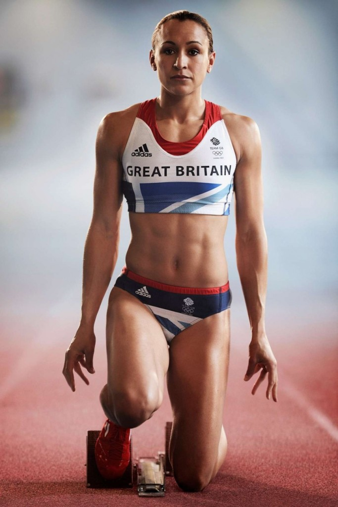 beautiful-olympic-women-jessica-ennis-hill
