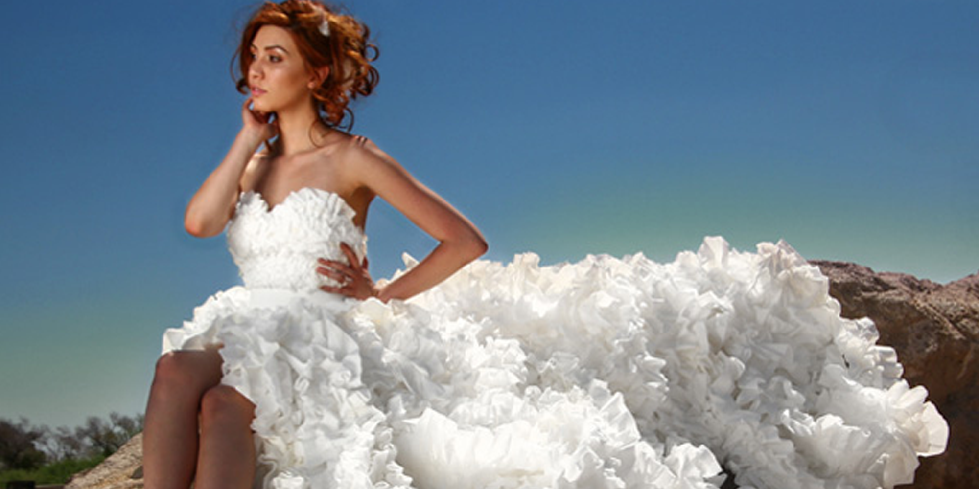 20+ Wedding Dresses That Should Have Never Existed – Manplate